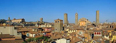 Taly, Emilia-romagna, Bologna, Cityscape Art Print by Bruno Morandi