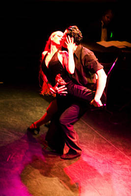 Photograph - Tango Diez by John Galbo