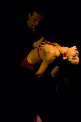 Photograph - Tango Dos by John Galbo