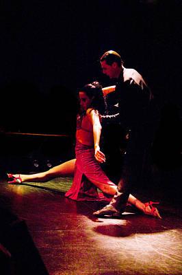 Photograph - Tango Uno by John Galbo