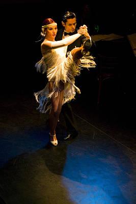 Photograph - Tango Vientiuno by John Galbo