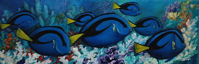 Painting - Tangs by Patti Lane