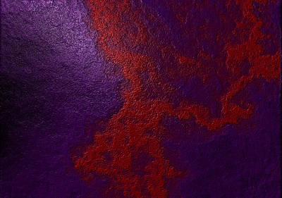 Art Print featuring the digital art Tanjobi by Jeff Iverson