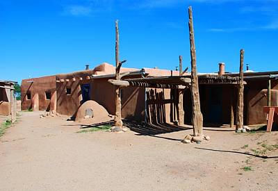 Photograph - Taos Pueblo by Dany Lison