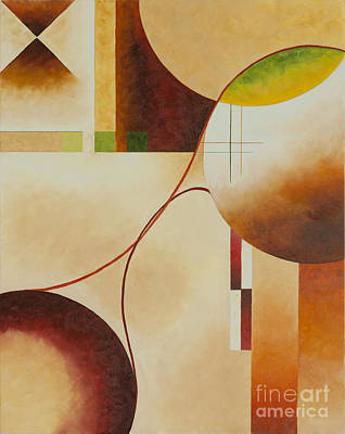 Taos Series- Architectural Journey II Art Print by Teri Brown