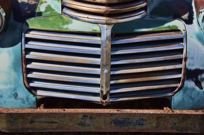 Photograph - Taos Truck 1 by John Hansen