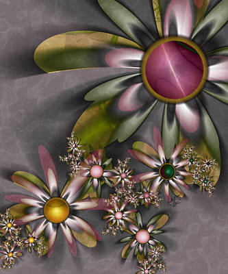 Digital Art - Tapestry by Karla White