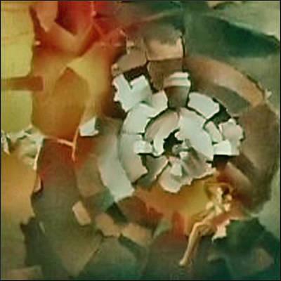 Painting - Target 1975 by Glenn Bautista