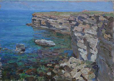 Painting - Tarhankut by Korobkin Anatoly