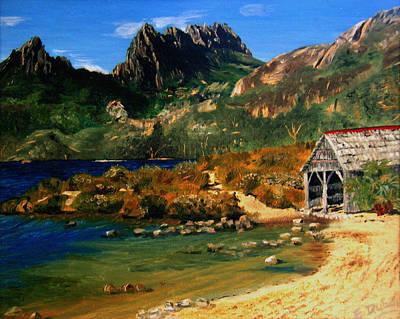 Painting - Tassie by Elisabeth Dubois