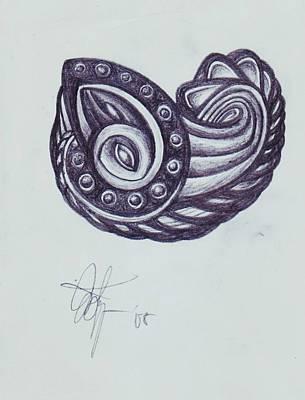 Tatoo 08 Art Print by Xole