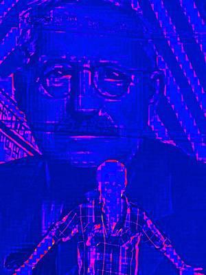 Headshot Digital Art - Teachers by Randall Weidner