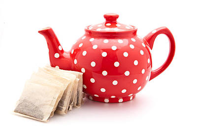 Photograph - Teapot by Tom Gowanlock