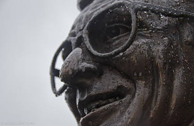 Tears Of Paterno Art Print by Michael Misciagno
