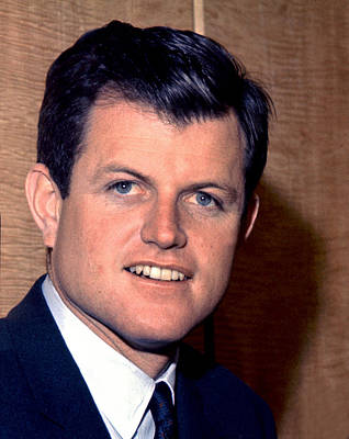 Ted Kennedy Photograph - Ted Kennedy, 1960s by Everett