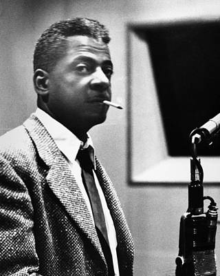Photograph - Teddy Wilson (1912-1986) by Granger
