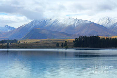 Photograph - Tekapo Light by Nareeta Martin