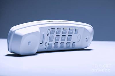 Photograph - Telephone Receiver   by Igor Kislev