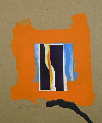 Painting - Tell Alan Frank Is Taller Thanks In Part To Helen Frankenthaler by Cliff Spohn