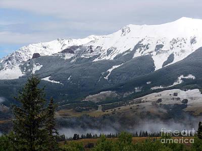 Photograph - Telluride Colorado 3 by Marlene Burns