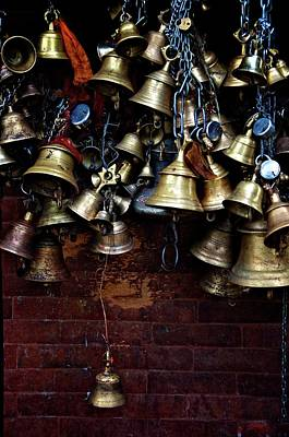 Photograph - Temple Bells by Valerie Rosen