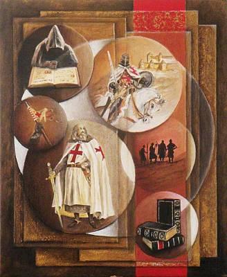 Templiers En Croisades Original