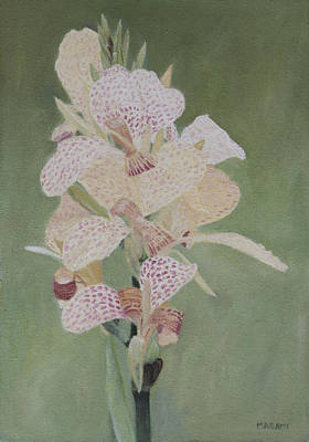 Painting - Tender Love by Masami Iida