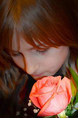 Photograph - Tender Moments by Debbie Portwood