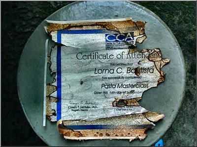 Photograph - Termitecomp17 2008 by Glenn Bautista