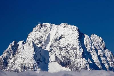 Teton Wall Art - Photograph - Teton Peaks by Twenty Two North Photography