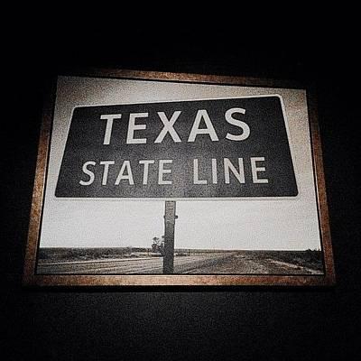 Austin Photograph - Texan Decor by Natasha Marco