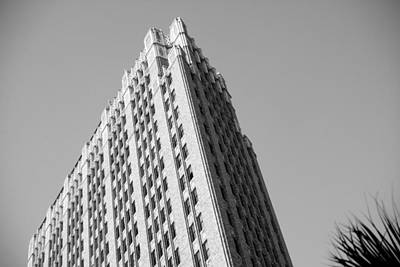 Photograph - Texas Building by Johnny Sandaire