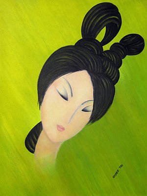 Painting - Thank You My Love by Oiyee At Oystudio