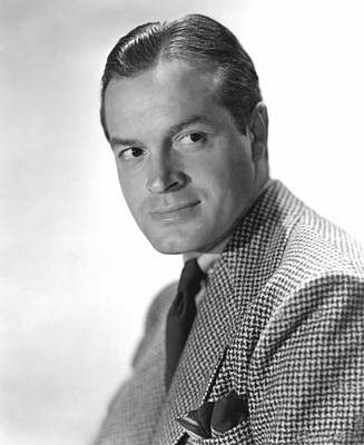 1938 Movies Photograph - Thanks For The Memory, Bob Hope, 1938 by Everett