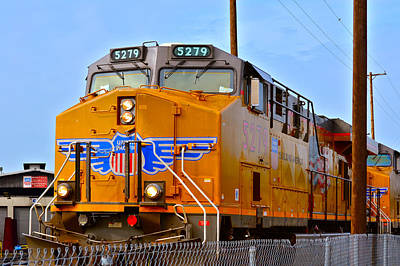 Photograph - The 5279 To Reno by Bill Owen