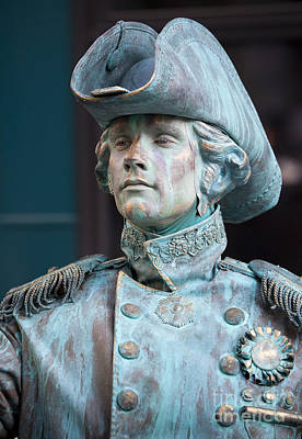 Photograph - The Admiral Lord Nelson by Chris Dutton