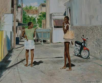 The Alley Original by Vaughn Tucker