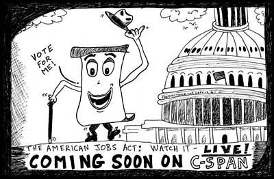 The American Jobs Act On Cspan Original