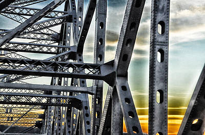 Photograph - The Arrigoni Bridge 02 by Ross Powell