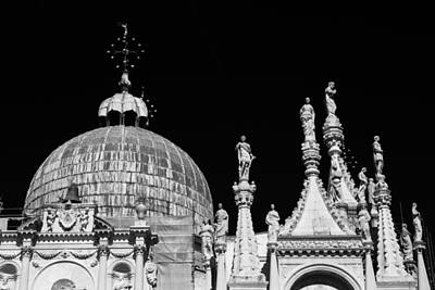 The Art Of Venice Art Print by Justin and Ambyr Henderson