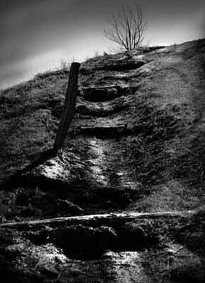 Photograph - The Ascent by Melanie Kirdasi