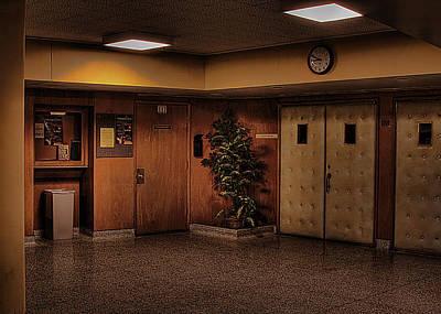 Photograph - The Auditorium by David Patterson