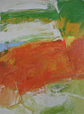 Painting - The Back Forty by Cliff Spohn