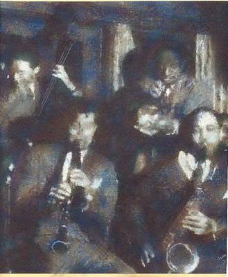 Pastel - The Band by John Brisson