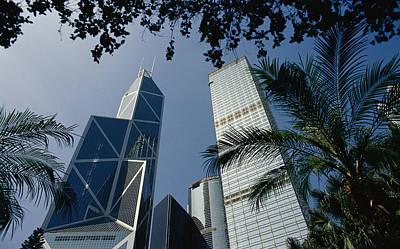 The Bank Of China Building Art Print