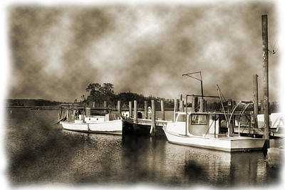 Photograph - The Bayou by Barry Jones