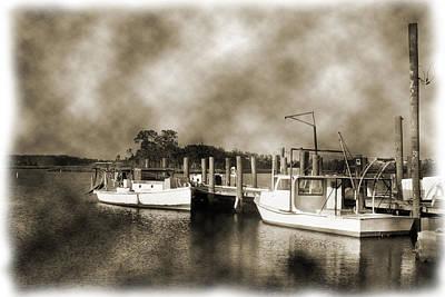 The Bayou Art Print by Barry Jones