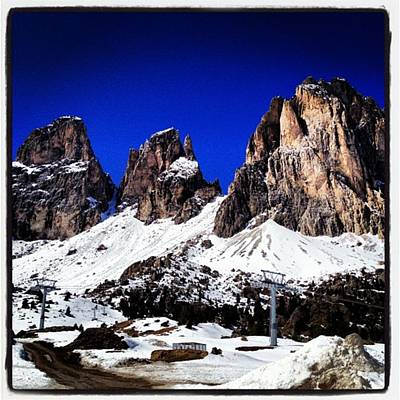Landscapes Wall Art - Photograph - The Beauty Of The Dolomites by Luisa Azzolini
