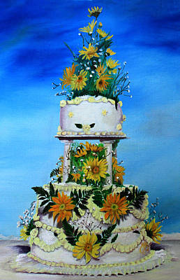 Painting - The Best Party by Nila Jane Autry