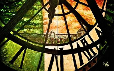 Painting - The Big Ben by Elizabeth Marks